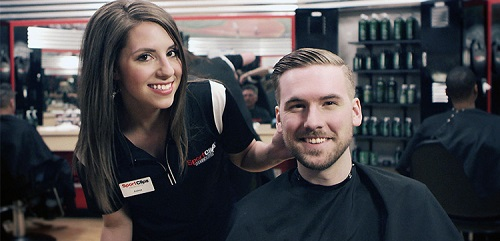 Sport Clips Haircuts of Greenwood ​ stylist hair cut